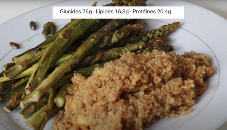 """Les assiettes de youtubeuses """"healthy"""" vues par des diététiciens, et c'est pas jojo"""
