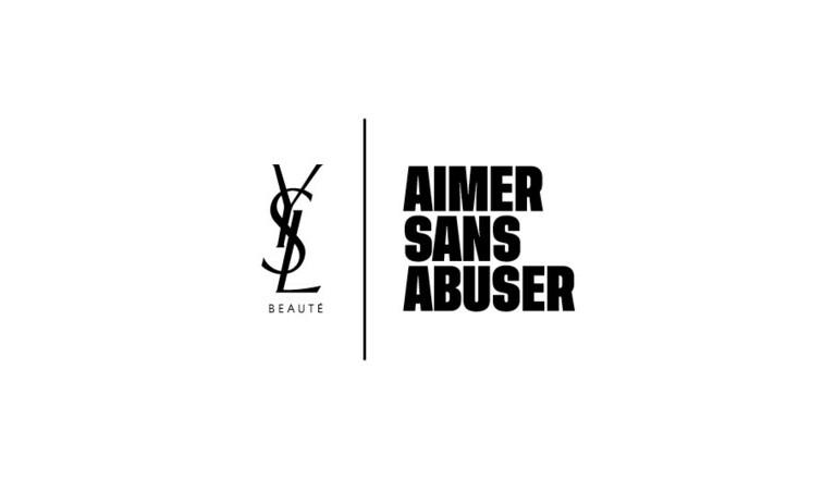 """Violences conjugales : Yves Saint Laurent Beauté lance le programme """"Aimer sans abuser"""""""