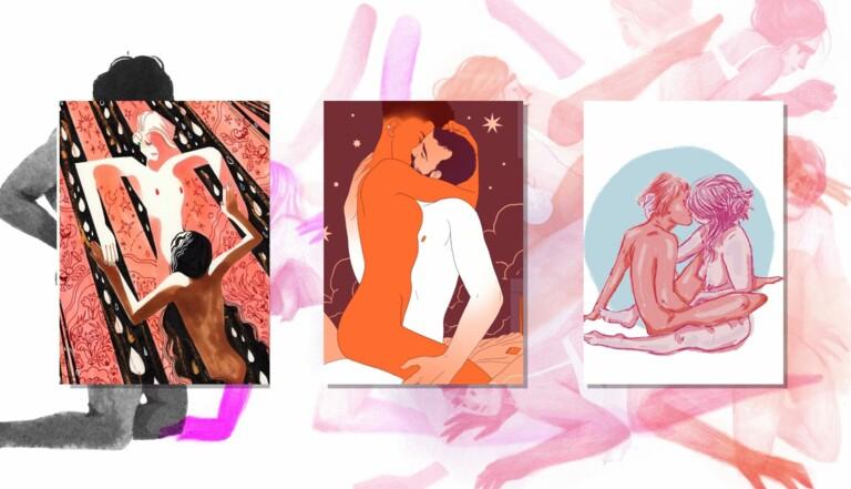 Marché de l'illu impertinente : 15 dessins qui montrent le sexe et le désir autrement