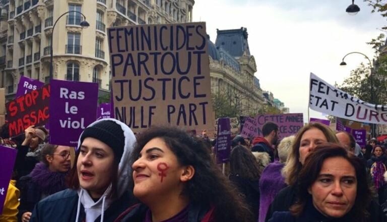 NousToutes appelle au rassemblement devant les tribunaux et commissariats le 21 novembre