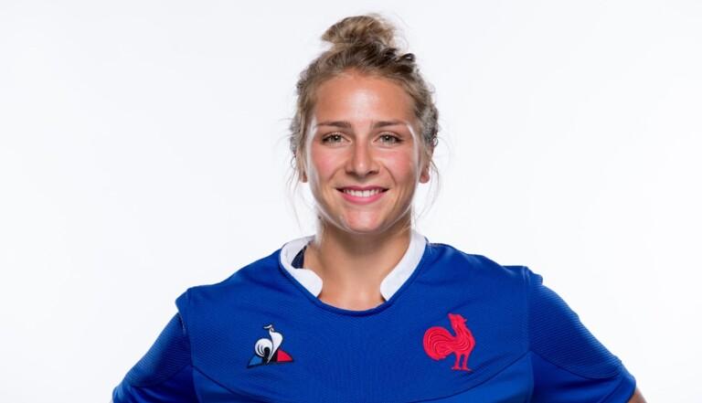« Critiquez-nous si on est nulles sur le terrain, mais pas sur notre orientation sexuelle ni notre physique », Caroline Thomas, rugbywoman