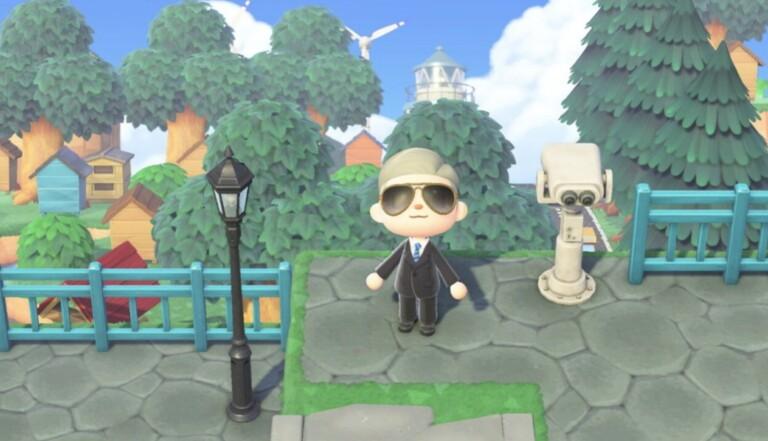 Élections américaines : Joe Biden ouvre une île impressionnante sur Animal Crossing