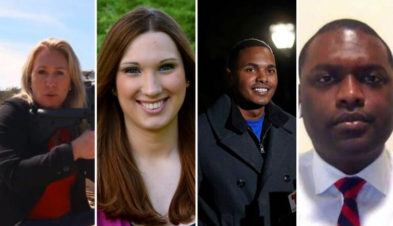 Élections américaines : quatre nouveaux visages à suivre de près au Congrès