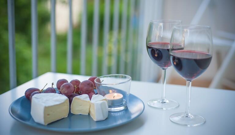 Vin et fromage: le secret d'une intelligence durable?