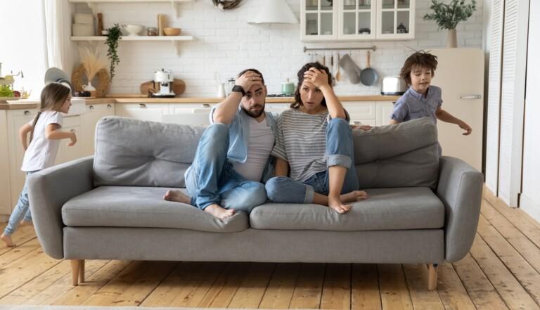 2 parents sur 3 n'ont pas passé une nuit de sommeil ininterrompue depuis l'adolescence