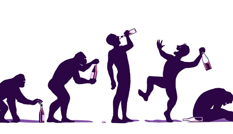 Depuis quand l'humanité boit-elle de l'alcool ?