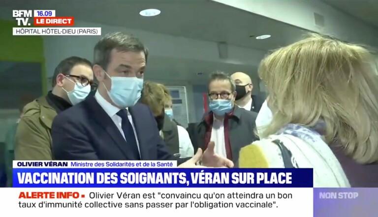 """Gestion des vaccins """"en bon père de famille"""", affirme O. Véran : c'est sexiste, mais c'est surtout pas très rassurant"""