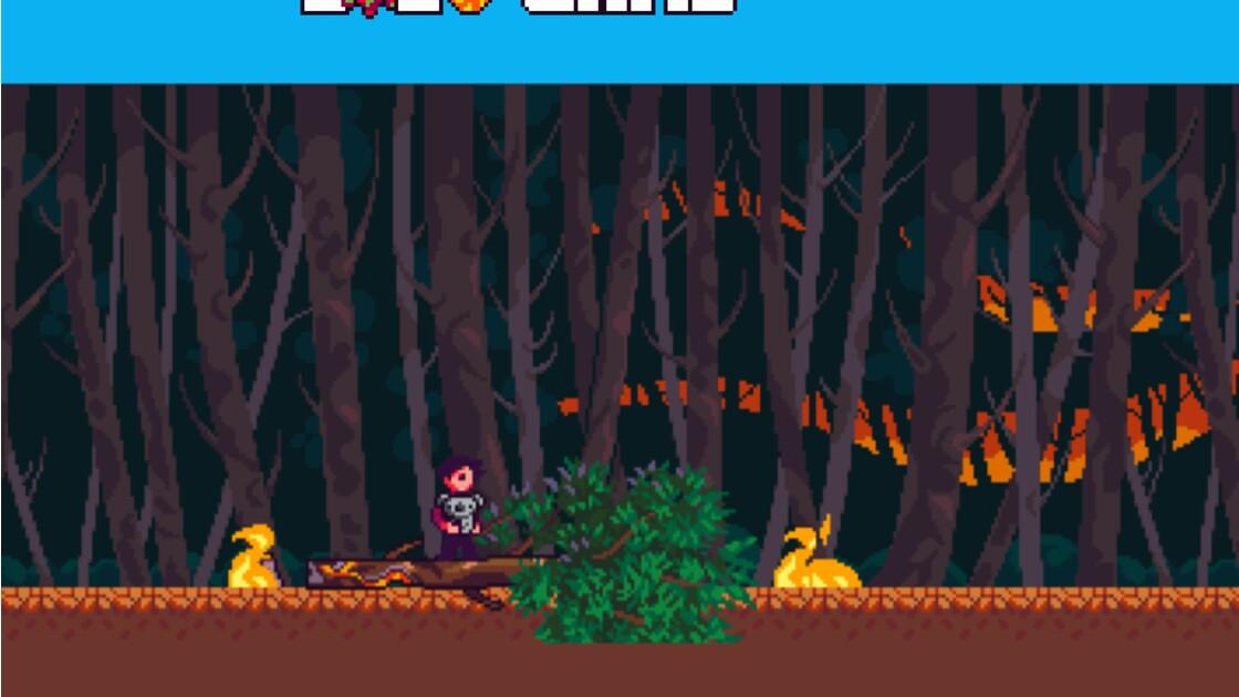 Covid, incendies, Zoom... ce jeu en ligne vous fait revivre 2020