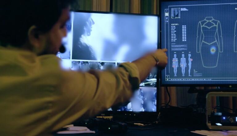 Une robe connectée qui détecte les mains baladeuses testée à Sao Paulo
