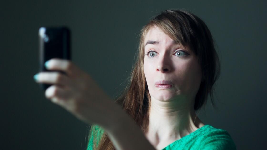 Pourquoi les caméras frontales nous dépriment
