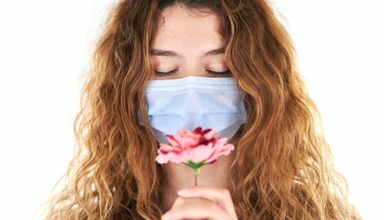 Covid-19 : la perte d'odorat a un impact sur le désir et la satisfaction émotionnelle