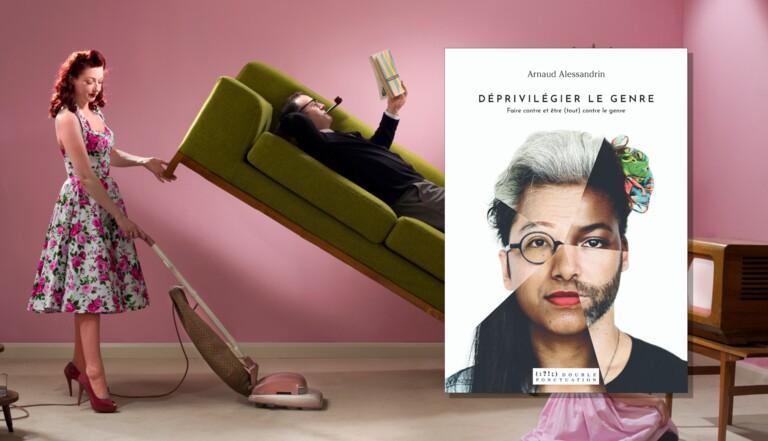 """""""On ne voit absolument pas poindre l'horizon de l'égalité"""" – Arnaud Alessandrin, auteur de """"Déprivilégier le genre"""""""