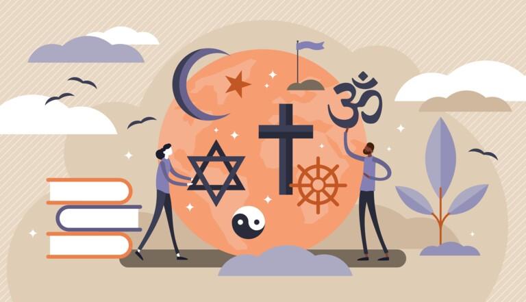 Laïcité : un lycéen sur deux favorable au port de signes religieux dès le collège
