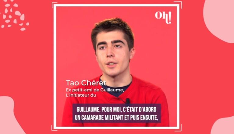 L'ex petit-ami de Guillaume, l'homme à l'origine du #MeTooGay et qui s'est suicidé, témoigne