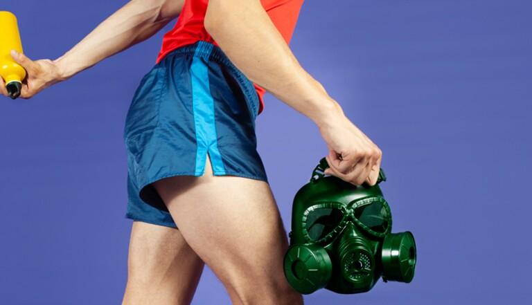Faut-il courir malgré la pollution ?
