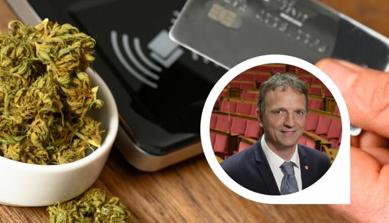 """Légalisation du cannabis : """"Si Darmanin avait une vraie analyse, il serait pour"""", des députés proposent un monopole d'État"""