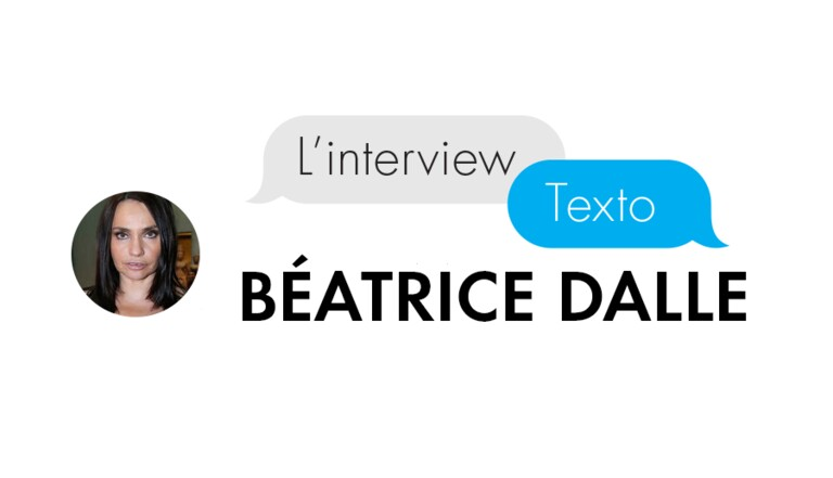 L'interview Texto de Béatrice Dalle