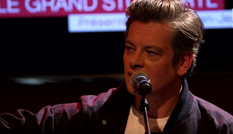 [VIDEO] Benjamin Biolay en live au Grand Studio RTL