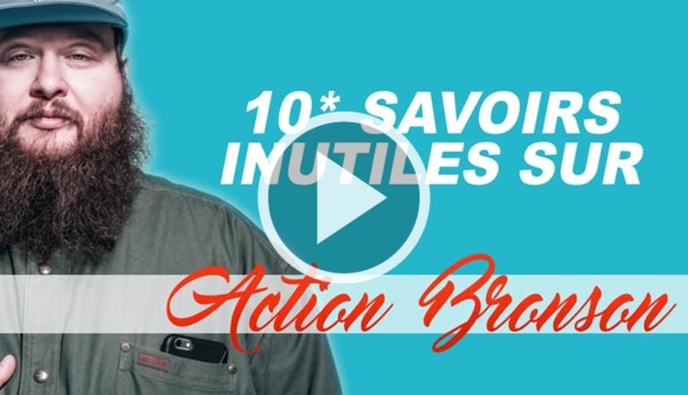 10 Savoirs Inutiles sur Action Bronson, le rappeur cuisinier