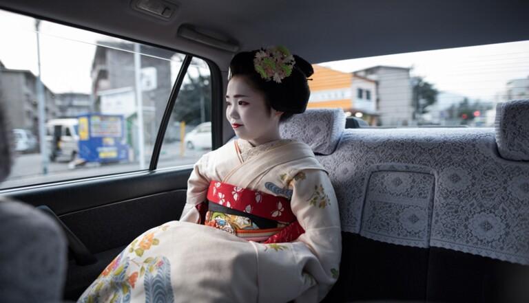 Je suis apprentie geisha à Kyoto
