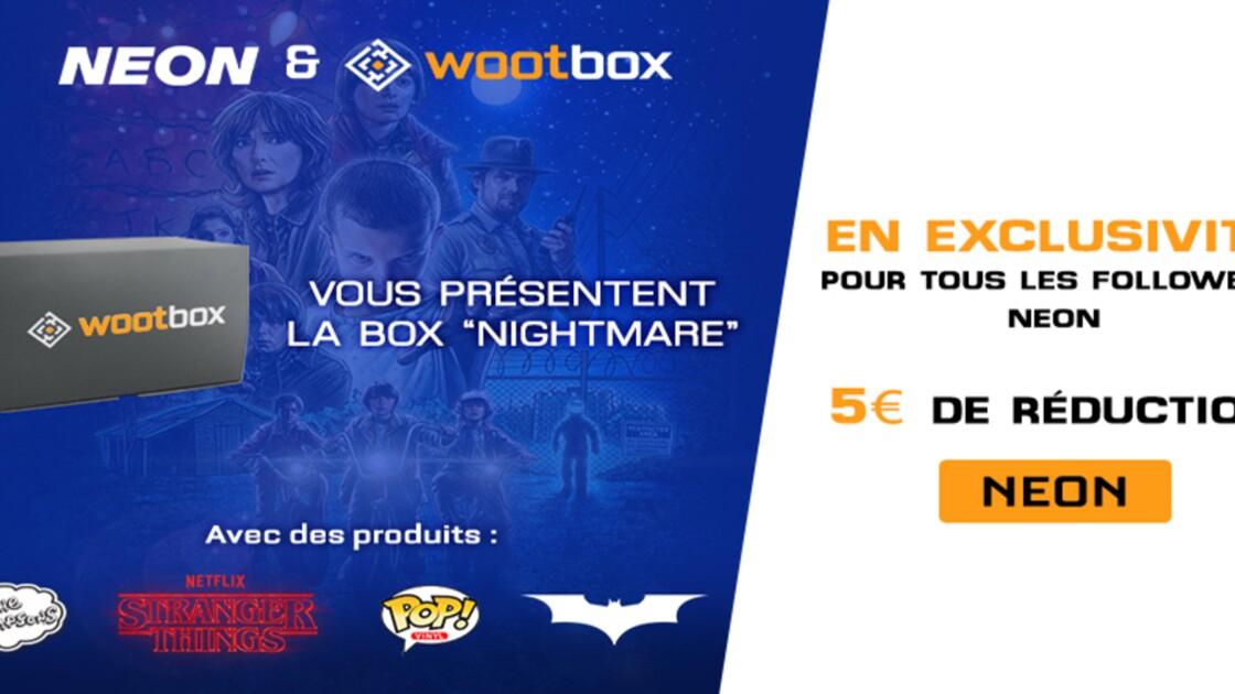 Wootbox : la culture geek dans ta boîte aux lettres