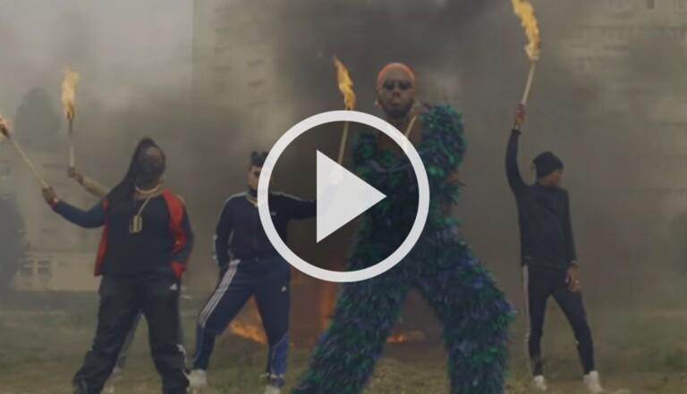 Le clip Voguing et banlieues en feu du jour : Let a Bitch Know de Kiddy Smile