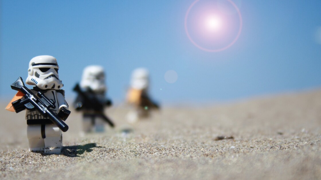 Non, le décor de Star Wars n'est pas devenu une base djihadiste !