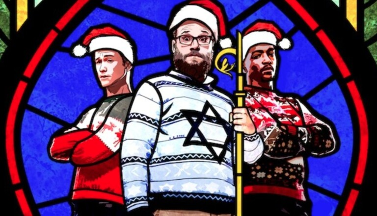 Seth Rogen fête Noël avec ses potes dans The Night Before