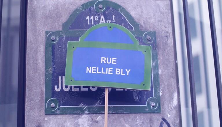 Cette psychologue se bat pour féminiser les noms des rues de Paris