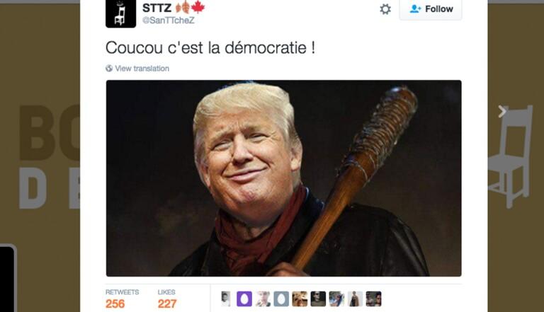14 tweets qui nous ont fait rire malgré l'élection de Trump