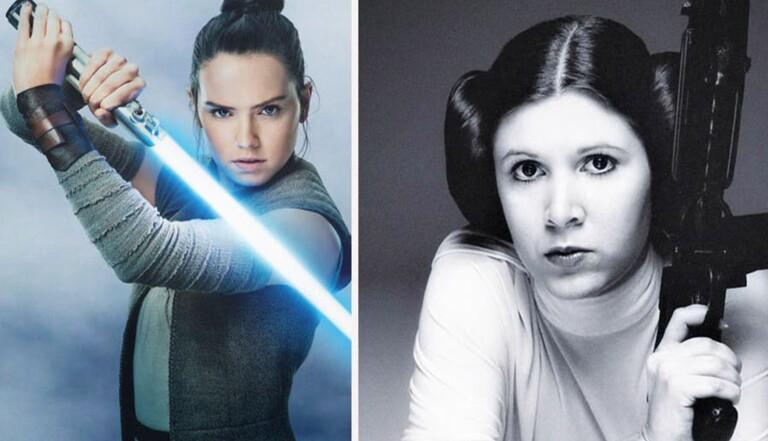 10 preuves que la Force est avec les filles dans Star Wars
