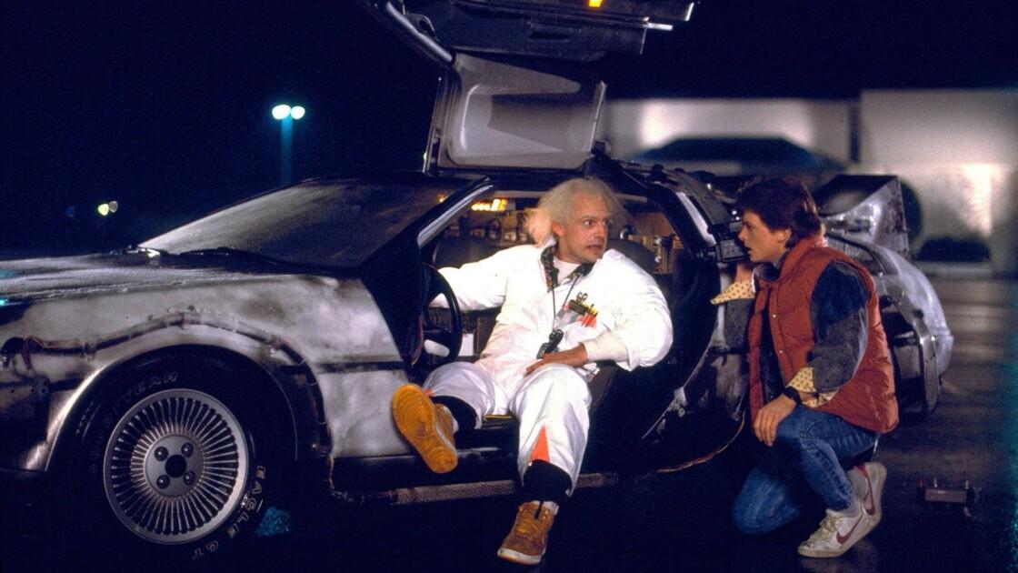 Retour vers le futur : laDeLorean arrive dans NEON