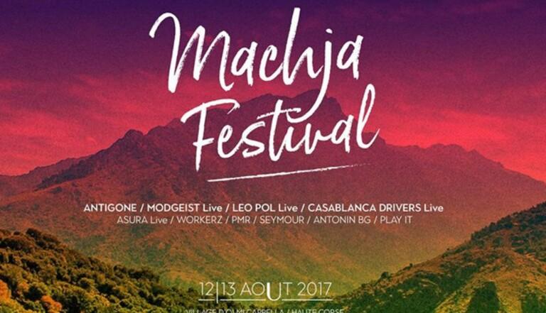 [CONCOURS] Gagnez 3x2 pass pour le Machja Festival en Corse, du 12 au 13 août !