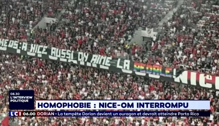 """Homophobie dans les stades : """"À court terme, l'action judiciaire n'est pas la solution, l'État doit favoriser le dialogue"""""""