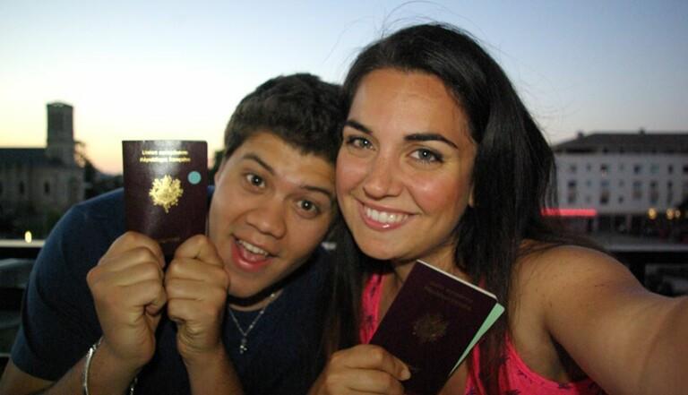 Couple : Faire le tour du monde à deux