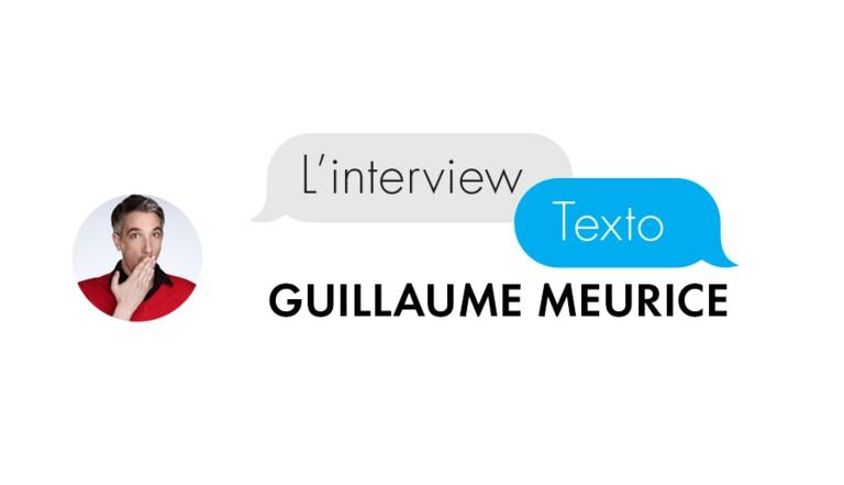 [VIDEO] L'interview Texto de Guillaume Meurice