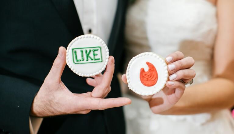 Tinder : 1 utilisateur sur 3 est marié !