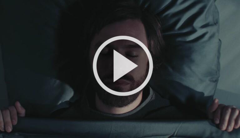 [VIDÉO] Voilà ce que vous dites quand vous dormez