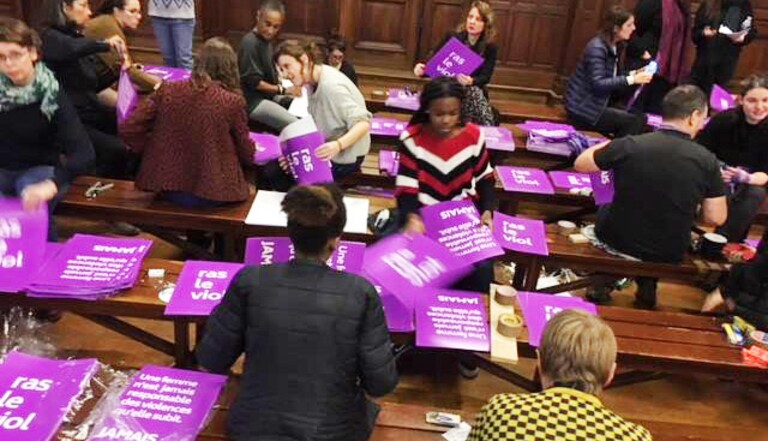 #NousToutes : Une tribune de 400 femmes journalistes appelle à marcher le 24 novembre