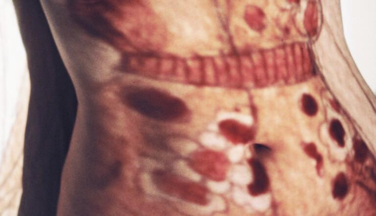 Interview de Daniella de Moura : De l'art avec des cheveux et du sang menstruel