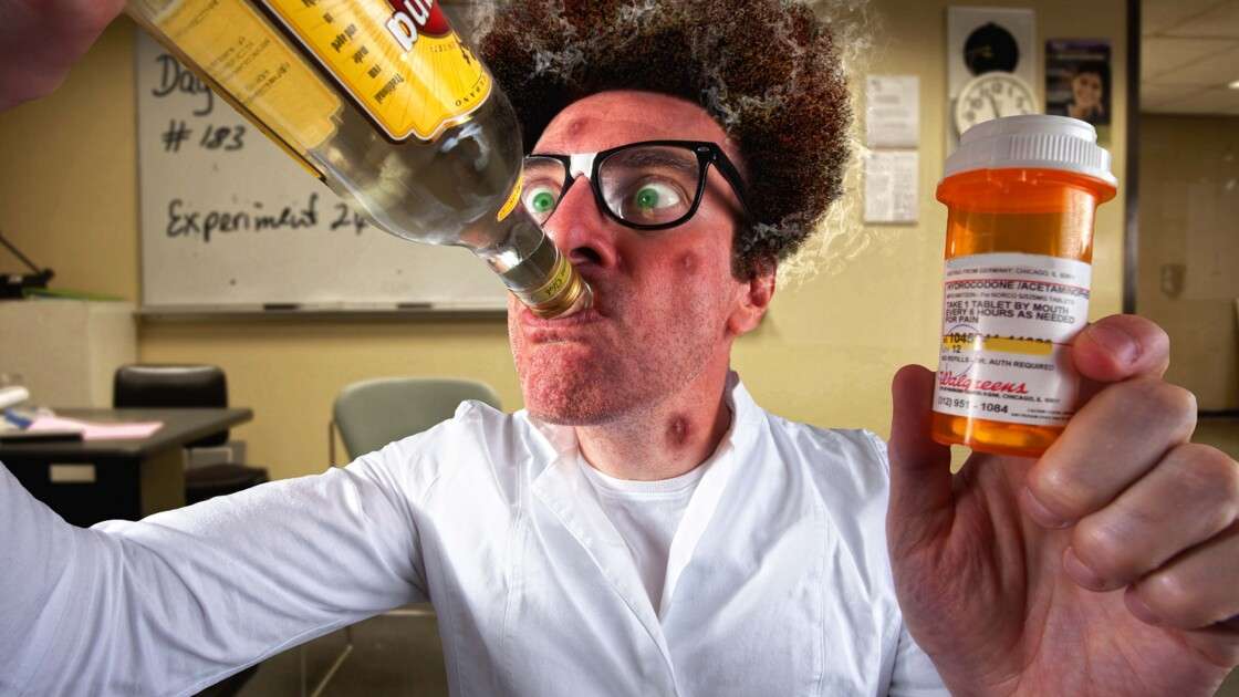 Un médicament pour lutter contre le binge drinking?