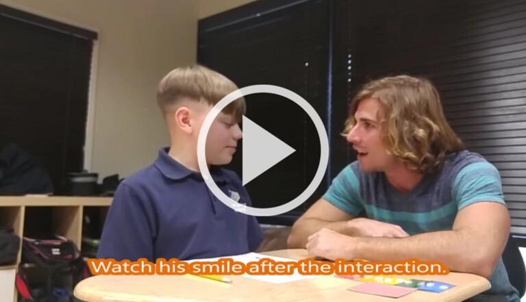 [VIDÉO] Handicap, autisme : comment un professeur magnifie la diversité des enfants
