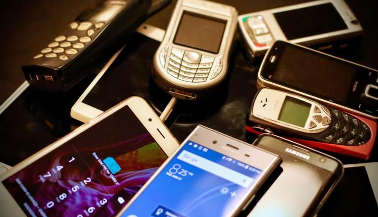 Comment recycler son téléphone portable ?
