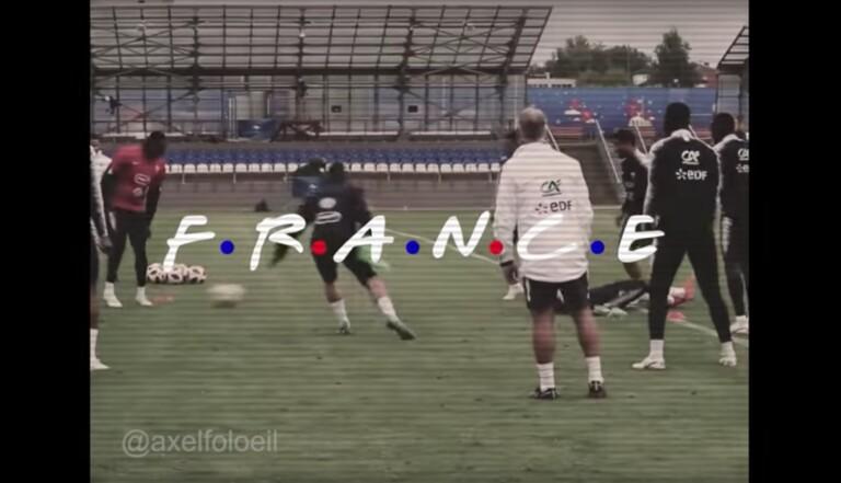 F.R.A.N.C.E. : Cette bande-annonce de la finale de la Coupe du monde parodie F.R.I.E.N.D.S. (et on adore)
