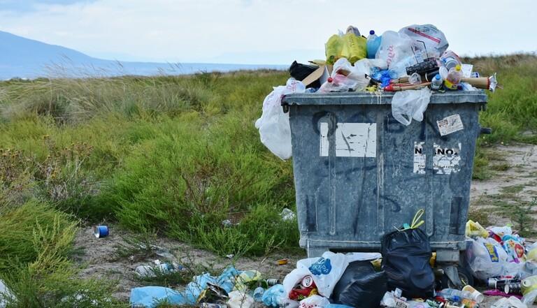 6 endroits improbables où on retrouve du plastique