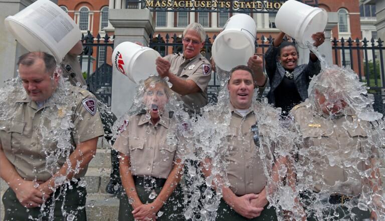 Les fails de l'Ice Bucket Challenge