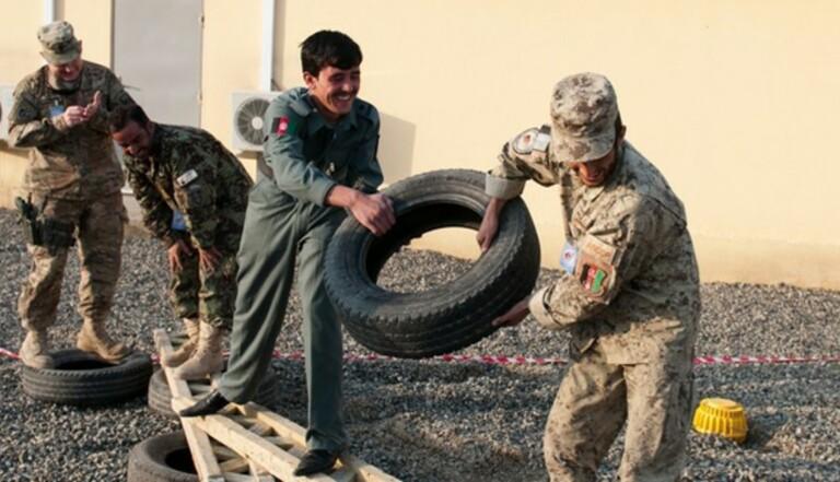 Un pneu abusé