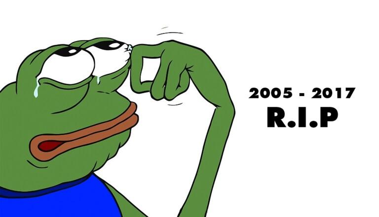 Pepe the Frog, ce mème repris par les extrêmes droites américaines, est définitivement mort