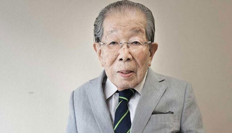11 conseils santé d'un médecin japonais mort à l'âge de 105 ans
