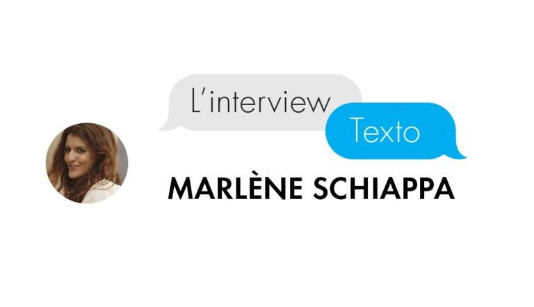 [VIDEO] L'interview Texto de Marlène Schiappa